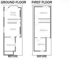 Uk House Designs And Floor Plans Narrow House Plans Uk House Design Plans