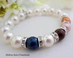 mothers day birthstone bracelet mothers birthstone bracelet grandmother gift mothers day