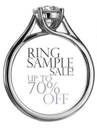 michael c fina bridal registry sle sale alert diamond rings at michael c fina bridalguide