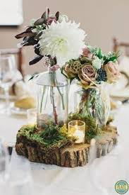 Ready Made Wedding Centerpieces how to preserve wood slices bases for centerpiece wed wed wedding