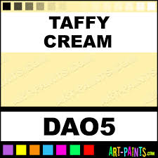 taffy cream americana acrylic paints dao5 taffy cream paint
