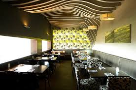 contemporary interior restaurant design