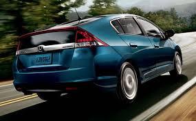 Honda Insight Hybrid Interior Miami Car Shopper Comparison Honda Insight Vs Toyota Prius
