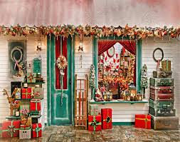 backdrops for merry christmas backdrops for photography decorated house gift