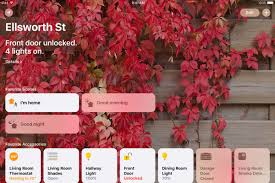 Home App Apple Made A Home App Because Homekit Products Are Finally Real