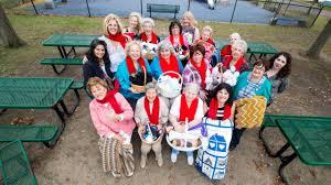 homemakers council builds bonds through good deeds newsday