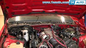 1986 Chevy Celebrity Wiring Diagram How To Install Replace Ignition Coil 82 92 Chevy Camaro Iroc Z