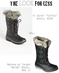 womens boots from target the look for less sorel tofino boots the budget