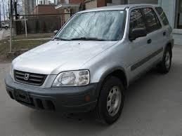 honda crv for sale toronto 1999 honda cr v ontario car for sale 1173549