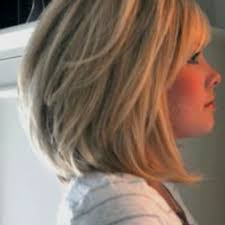 medium length stacked hair cuts long stacked haircut hairstyle for women man