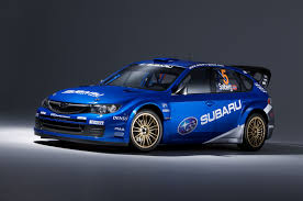 subaru prodrive subaru u0027s wrc impreza rally car 2008 first pictures by car magazine