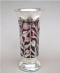 Silver Vases Antique Silver Vases The Uk U0027s Largest Antiques Website