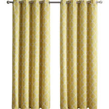 Blackout Yellow Curtains Yellow U0026 Gold Curtains U0026 Drapes You U0027ll Love Wayfair