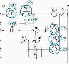 siemens s7 300 plc control 3 lights turn on programming examples