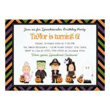 Pocoyo Halloween Costume Birthday Party Invitations U0026 Announcements Zazzle