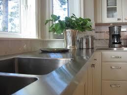 kitchen 15 kitchen designs with stainless steel countertops