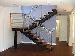 modern stair railing home depot modern stair railing for