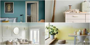 relaxing colours calming paint shades that help reduce stress