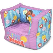 Baby Bath Chair Walmart Doc Mcstuffins Square Bean Bag Chair Walmart Com