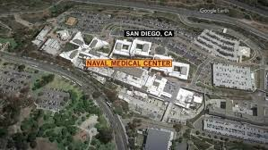balboa naval hospital map no signs of in naval center san diego lockdown nbc
