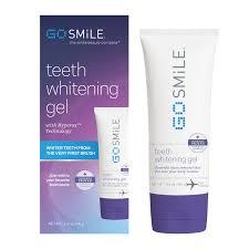teeth whitening gel by go smile