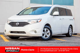 nissan quest rear used 2011 nissan quest sv for sale in montreal p7261 spinelli