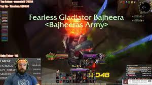 Bajheera Legion Arms Warrior Talent Guide Pve Pvp Bajheera Is Fury Warrior In 7 2 5 Legion Rank 1