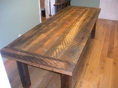 reclaimed oak table top my first reclaimed lumber project 7 ft table reclaimed tobacco barn