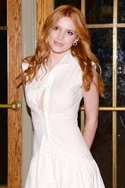 new york hair show 2015 bella thorne at zac posen fashion show in new york 09 14 2015