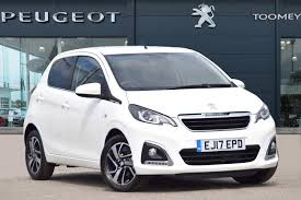 second hand peugeot 108 for sale used 2017 peugeot 108 allure for sale in essex pistonheads
