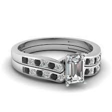 black wedding ring set black wedding ring set wedding rings