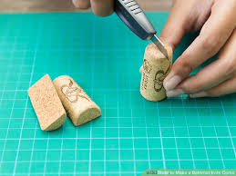 Cork Mats For Bathrooms How To Make A Bathmat From Corks 6 Steps With Pictures