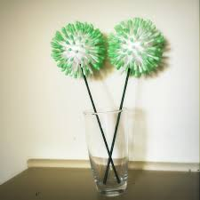diy home decor easy q tip cotton bud cotton swabs flower