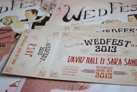 art deco art nouveau wedding invitations wedfest
