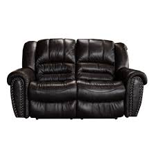 Leather Loveseats Matteo Power Reclining Loveseat Leather Loveseats Living