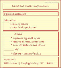 Best Resume Tips 2017 by Make A Resume For First Job Resume Examples 2017