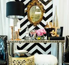 Fab Home Decor Lush Fab Glam Blogazine Stunning Black White Home Decor