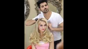 pakistani hair cutting videos gorgeous hair cut haircolor by kashee s beauty parlor haircut