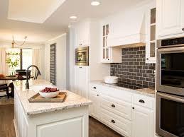Hgtv Kitchen Makeover - kitchen makeover ideas from fixer upper black subway tiles vent