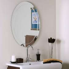 Bathroom Mirrors Overstock Alden Modern Bathroom Mirror Free Shipping Today Overstock