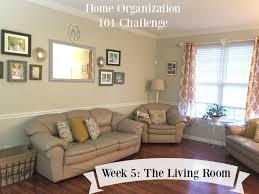 the livingroom home organization 101 challenge week 5 the livingroom