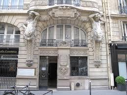 chambre syndicale de la couture école de la chambre syndicale de la couture parisenne facade