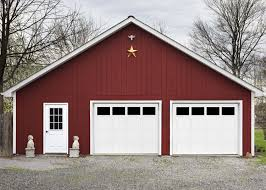 Garages That Look Like Barns by Home Fimbel Ads