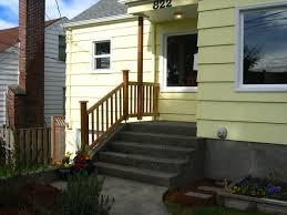 Handrail Height For Decks Dark Porches Decks Railings Fences And Porch Railing Best Porch