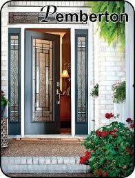 All Glass Exterior Doors Craftsman Style Entry Front Doors The Glass Door Store