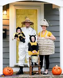 Bee Halloween Costume 45 Fun Family Halloween Costume Ideas Family Halloween Beehive