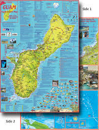 guam on map guam guide and dive map franko s fabulous maps of favorite