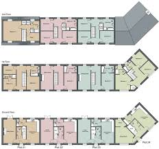 plot 21 4 bedrooms end of terrace double garage with parking