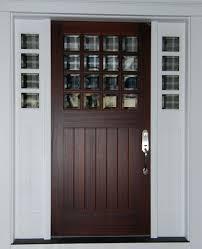 Exterior Doors At Lowes Craftsman Style Exterior Doors Britva Club