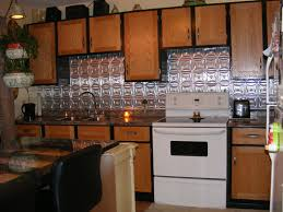 metallic kitchen backsplash 13 interesting metallic kitchen backsplash foto design ramuzi